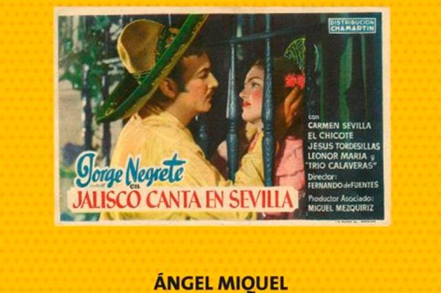 Libro del cine mexicano en España recibe Premio Film-Història 2016