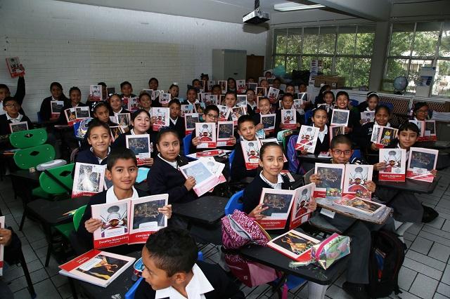 SEP concluyó la distribución de libros para secundaria
