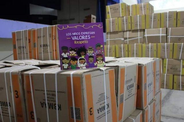 Entregarán más de 292 mil libros de texto gratuitos en Tehuacán