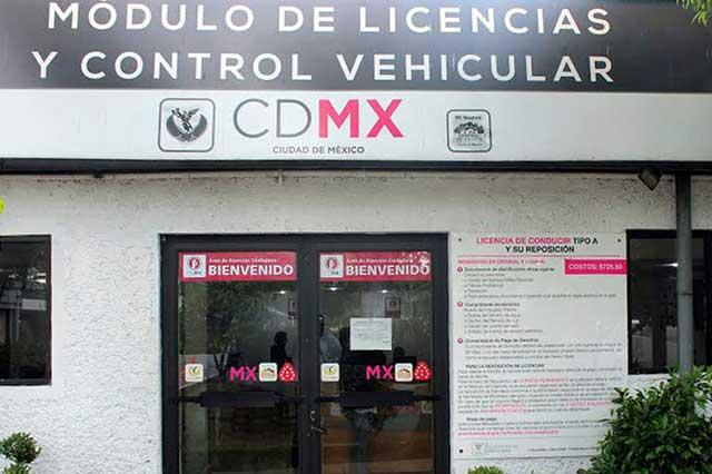 La CDMX elimina examen de conducir para obtener licencia tipo A