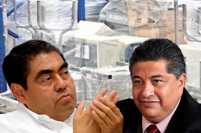 Barbosa y ASE investigarán licitación fake de equipo médico