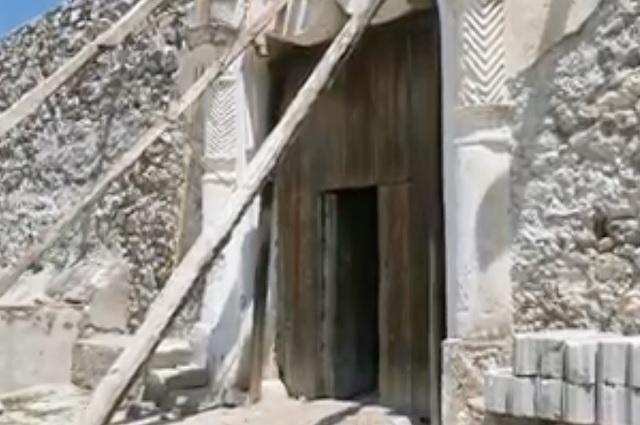 Licitan obra para restaurar la hacienda en Yehualtepec