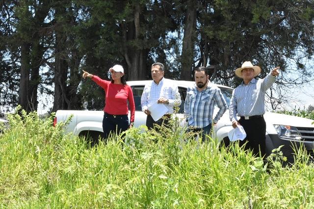 Instalan centro de acopio regional Liconsa en Huejotzingo