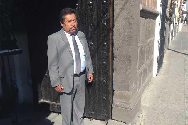 Dice líder del SETEP que ha palpado que docentes apoyan a Gali