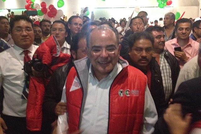 José Luis Márquez es electo dirigente estatal de la CNOP