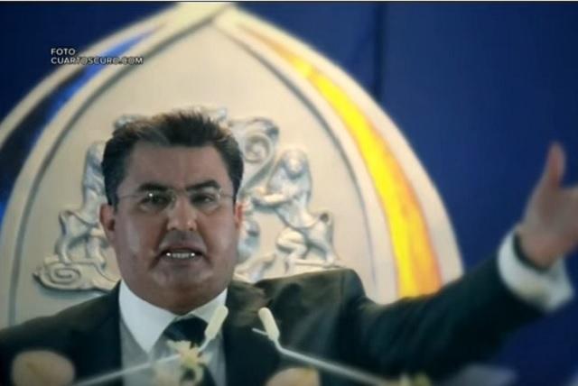Líder de La Luz del Mundo pagará su fianza de 25 mdd, dice vocero