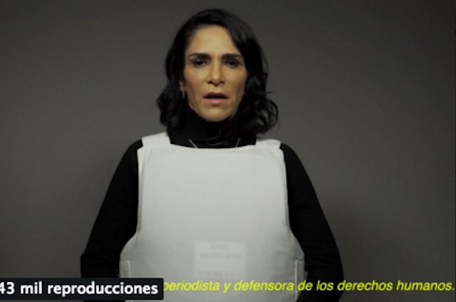 Lydia Cacho asegura que no se detendrá hasta ver a sus torturadores presos