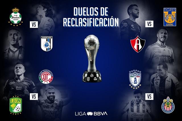 Liga MX: ¿Cómo se jugará el repechaje del Guardianes 2021?