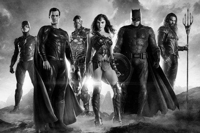 Estrenan trailer de Liga de la Justicia de Zack Snyder y aparece Joker