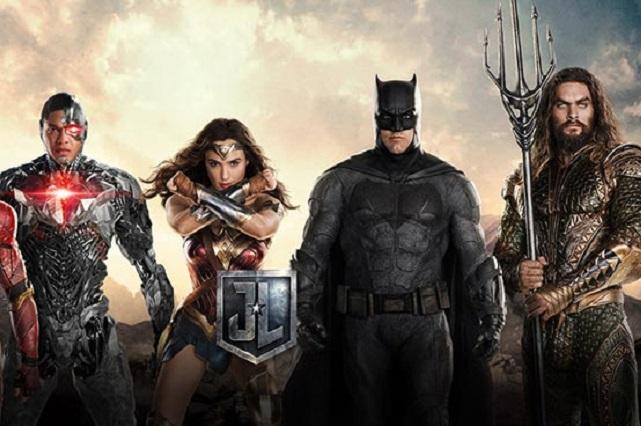 Poster: ¿La Liga de la Justicia asesinó a Thor, Iron Man y compañía?