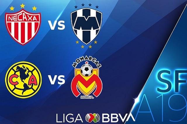 Viene lo mejor; las semifinales están listas en la Liga MX