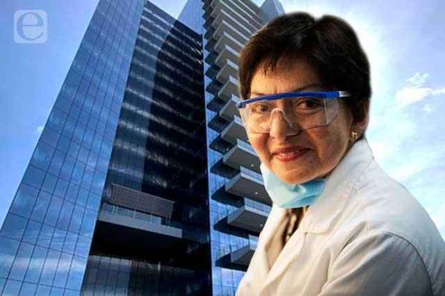 Arrolla Lilia Cedillo y es la primera rectora en la historia de la BUAP