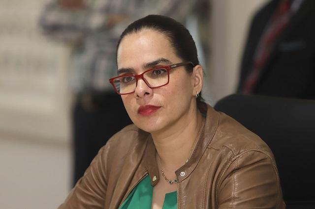 Diputada Liliana Luna pide licencia al Congreso... y la congelan