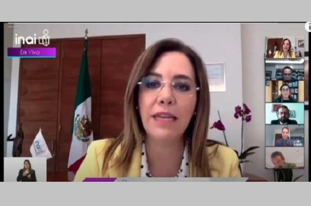 Sembrando Vida Puebla debe informar de beneficiarios: Inai