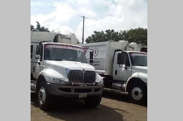 Gobierno de Izúcar aclara conflicto con empleados de limpia