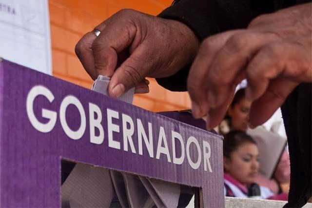 Exigen académicos y ONG limpiar elección de gobernador