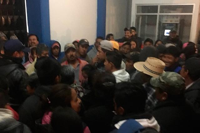 Ahora en Calpan se registra un tercer linchamiento en 24 horas