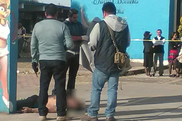 Caen 4 por linchamiento en Juan C. Bonilla; la víctima era taxista