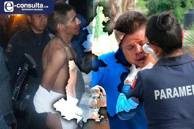 Ponen a Puebla como foco rojo en linchamientos; crecen 177%