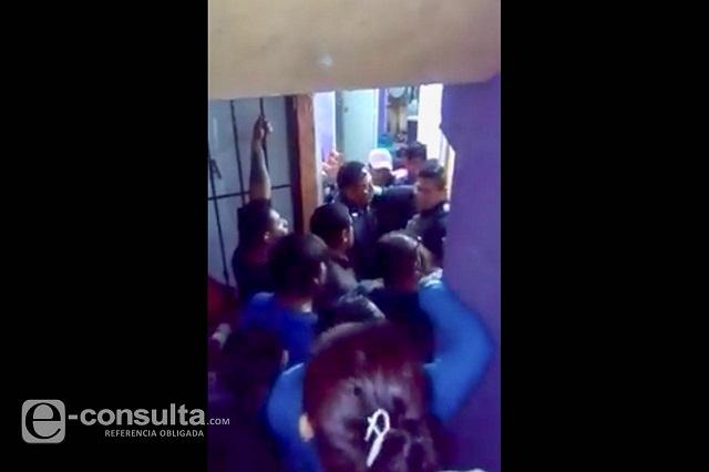 VIDEO. Casi linchan a presuntos ladrones en Misiones de San Francisco