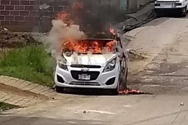 Linchan en Tetela del Volcán a un colombiano acusado de extorsionador