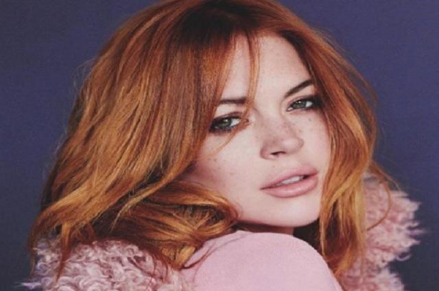 Lindsay Lohan protagonizará película en Netflix