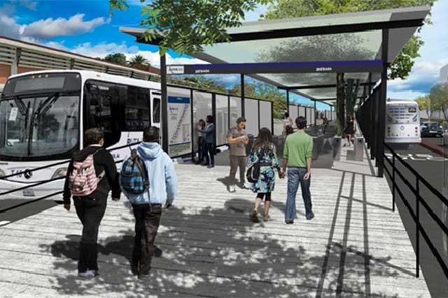 OHL levanta la mano para obras de la línea 3 del Metrobús
