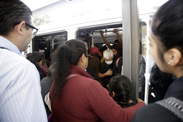 Mejoras al Metrobus y revisión de concesiones, anuncia gobierno