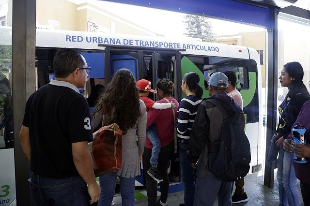 No se audita metrobus línea 3 por ser una obra federal: SFP