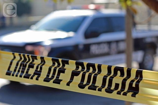 Abandonan a muerto a metros de su casa en Huauchinango