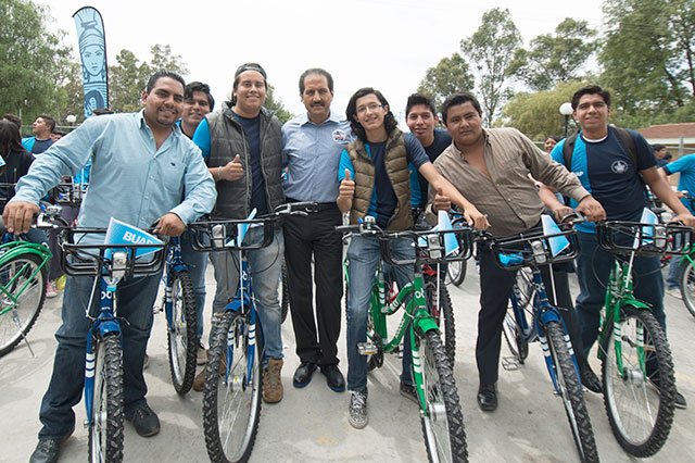 Abren los 4.8 kilómetros del Parque Lineal Universitario