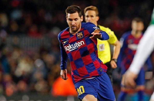 Foto / Instagram / Lionel Messi