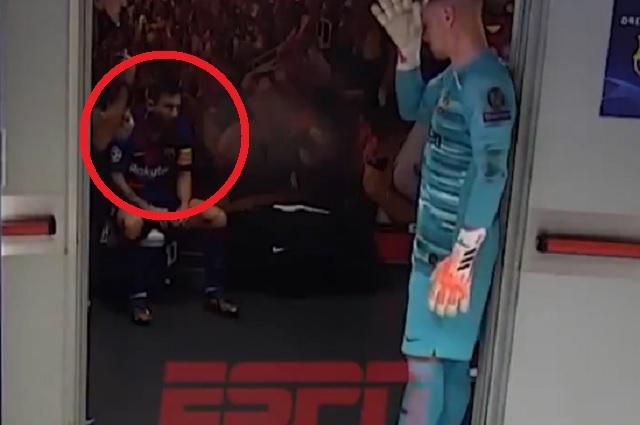 Video: Periodista lanza duras críticas a Messi por esto