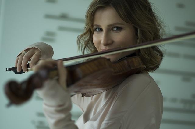 Lisa Batiashvili ofrece concierto gratuito a través de internet