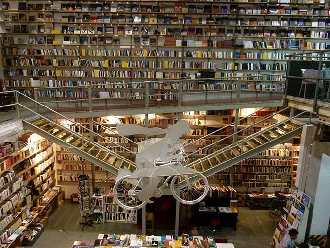¡Feliz Día de las Librerías! Un recorrido por las más bonitas del mundo