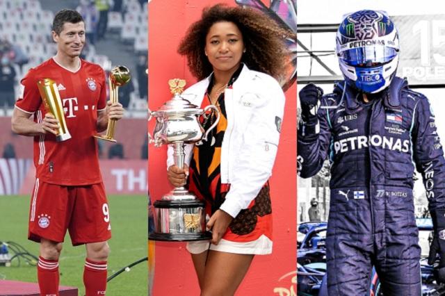 Premios Laureus 2021: revelan lista de nominados a lo mejor del deporte