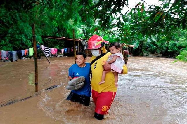 Decenas de muertos deja el huracán Eta en Centroamérica