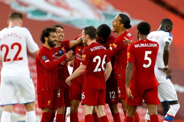 Liverpool se corona campeón de la Premier League tras 30 años de sequía