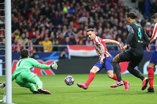 ¡Se acabó el invicto! Liverpool pierde en Champions ante Atlético de Madrid