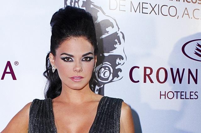 Livia Brito va a Televisa tras escándalo y calla ante la prensa