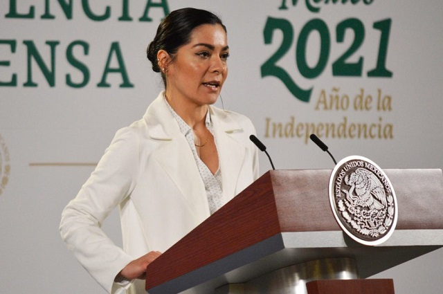 """Liz Vilchis: """"Quién es quién"""" no estigmatiza periodistas"""