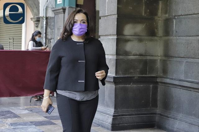 Renuncia Liza Aceves a planilla de Claudia Rivera