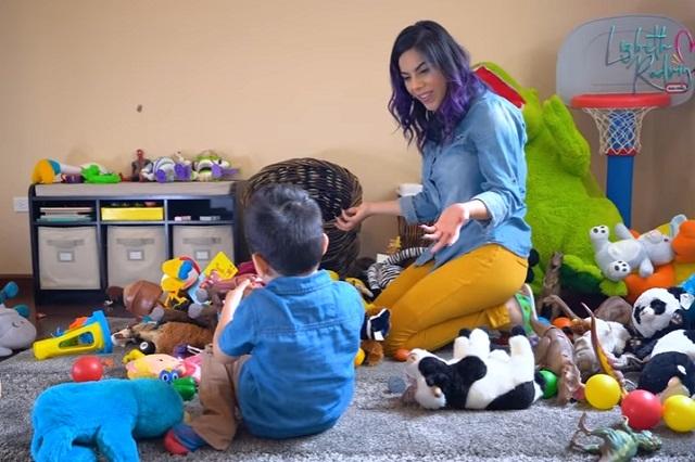 Lizbeth Rodríguez explica la razón por la que ocultó a su hijo