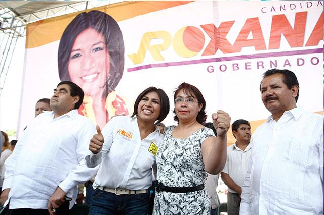 Roxana llama a votar y advierte que la elección no está resuelta