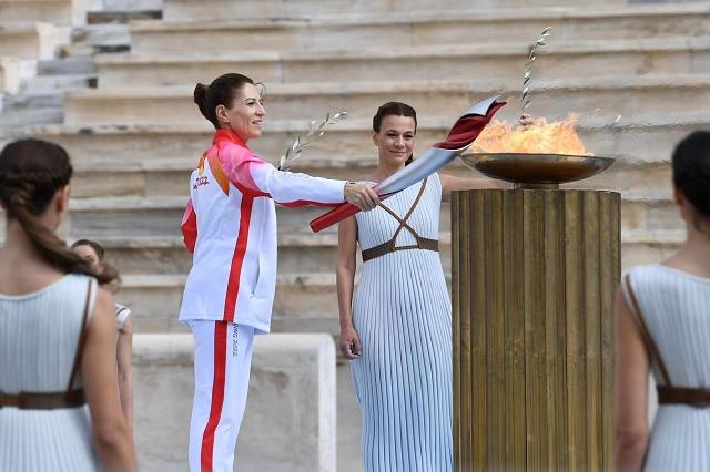 Un poco de historia: los Juegos, la llama y el camino olímpico
