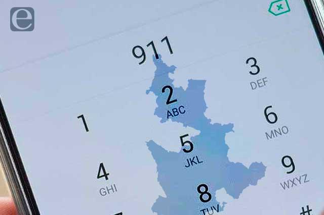 En Puebla se hicieron 2.8 millones de llamadas al 911 en 2020