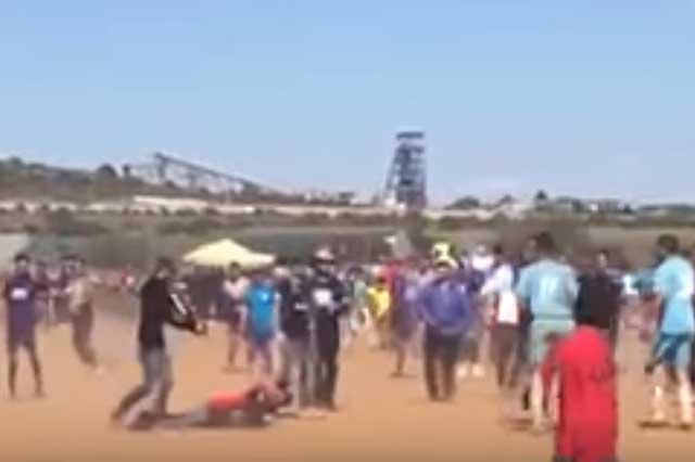 Video: Partido llanero de futbol deja un saldo de una persona muerta