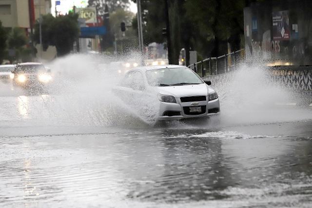 Posibles nuevas granizadas y tormentas sobre Puebla