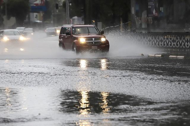 Pronostican lluvias fuertes esta noche para Puebla