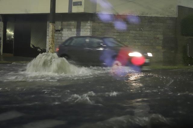 Seguirán lluvias intensas sobre Oaxaca, Puebla y Veracruz